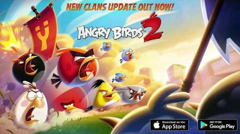 Angry Birds 2 – NEW Clans Update!
