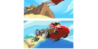 Angry Birds Go!/Gallery