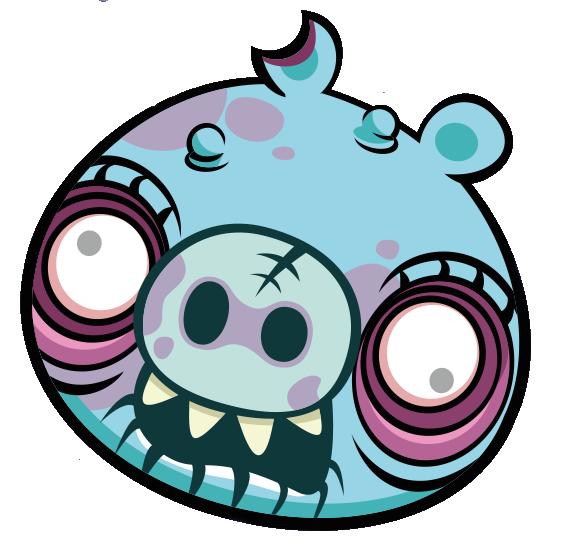 Zombie Pigs | Angry Birds Wiki | FANDOM powered by Wikia