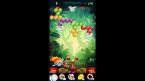 Angry Birds POP! Level 12 Walkthrough