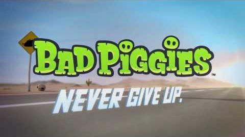Celebrating 1 year of Bad Piggies!