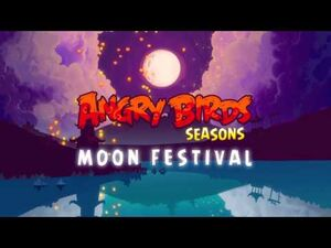 Angry Birds Seasons Moon Festival