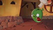Trojan Egg Chef Pig Surprised