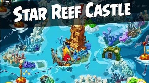 Angry Birds Epic Star Reef Castle Walkthrough
