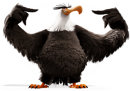 ABMovie Mighty Eagle Cocky