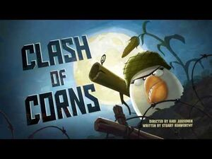 "Angry Birds Toons episode 37 sneak peek ""Clash of Corns"""