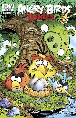 ABCOMICS ISSUE 11 COVER