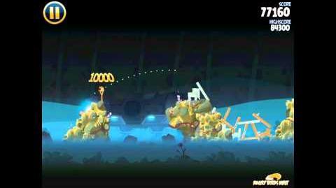 Angry Birds Star Wars 3-30 Hoth 3-Star Walkthrough