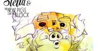 Necromancer Pig