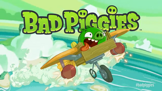 Bad Piggies Cartoon