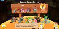 Ranked Arena Battle