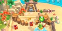 Bird Island Level 5 (Angry Birds Action!)