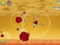 Red Planet 5-6 (Angry Birds Space)