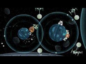 Angry Birds Star Wars - Death Star 2 Update Gameplay Trailer