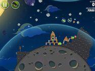 Pig Bang 1-19 (Angry Birds Space)