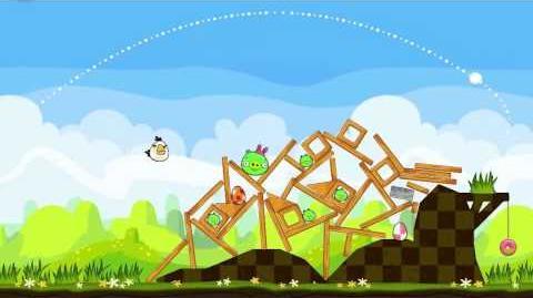 Angry Birds Seasons - Easter Eggs Gameplay Trailer