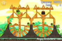 Angry-Birds-Seasons-Go-Green-Get-Lucky-Level-13-213x142