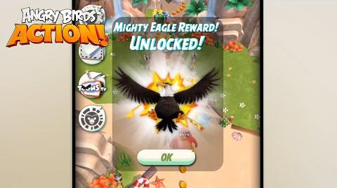 Angry Birds Action! - Mighty Eagle Movie Magic (Digital)