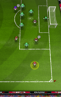 ABFootball Gameplay