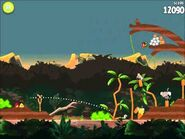 Official Angry Birds Rio Walkthrough Jungle Escape 3-3
