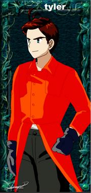 Tyler Anime 2