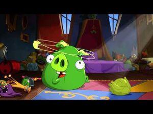 """Angry Birds Toons episode 35 sneak peek """"Love Is In The Air"""""""