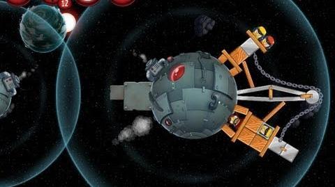 Angry Birds Star Wars 2 Level P1-13 Naboo Invasion 3 star Walkthrough