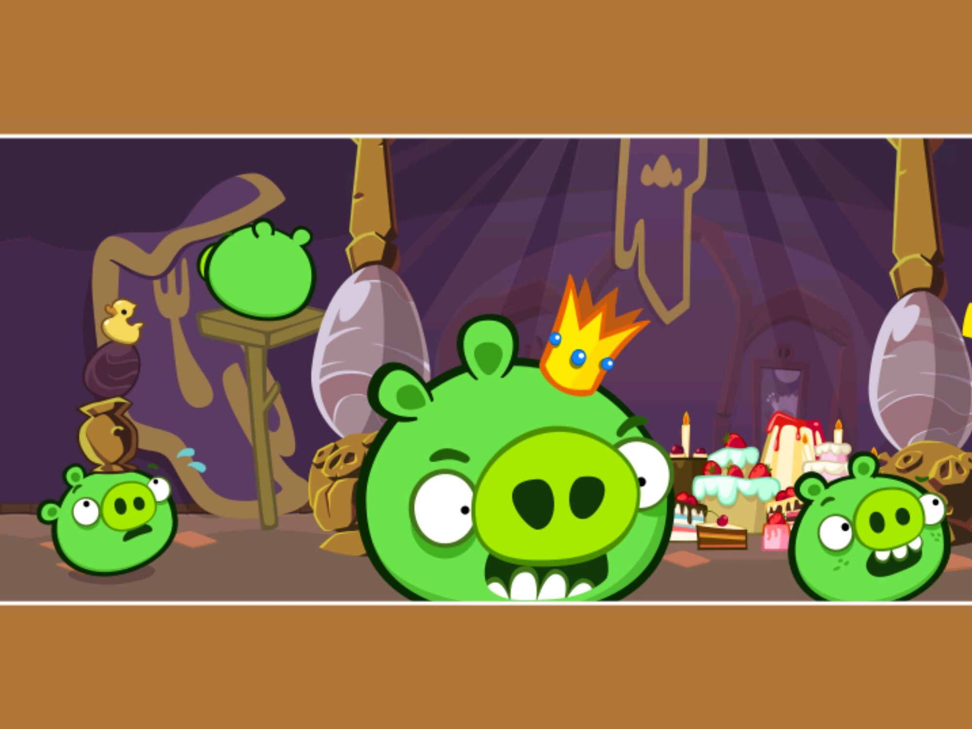Angry Birds Hammier Things the road to el porkado | angry birds wiki | fandom powered