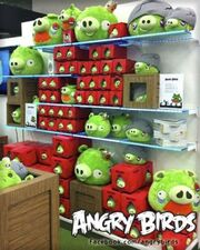 Angry Birds Store