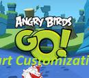 Angry Birds Go!: Kart Customization