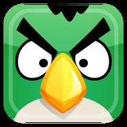 Green-bird-icon