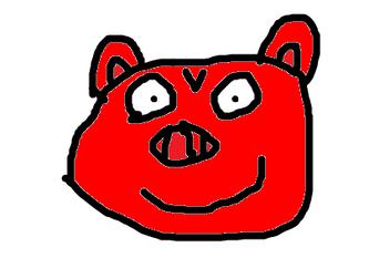 Extra-extra-extra-extra-extra-extra-extra-extra-extra-extra-extra-extra ultra supermassive pig