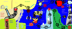 Wingman the game map