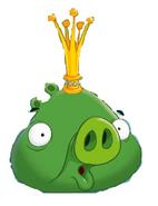 Cinematic version-king pig