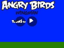 Angry Birds Wingman menu