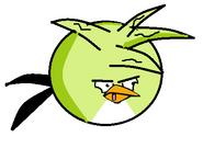 Shruiken bird 3