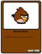 Brown-card
