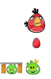 Red Egg Beater