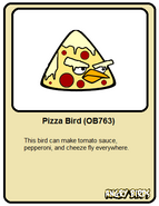 Pizza Card