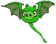 Bat pig