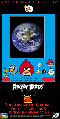 Angry Birds 3.0.0 Poster 2