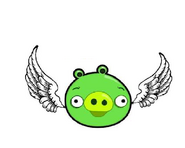 Wing Pig