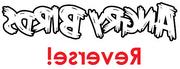 New Angry Birds Reverse Logo