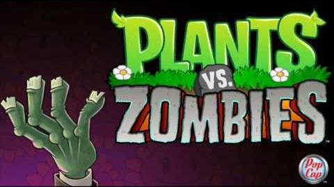 Plants vs Zombies Music - Night Time in Front Yard (Horde)