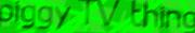 Piggy TV Thing Logo