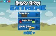 Angry Birds Fanon Wiki Extreme Splash Screen 2