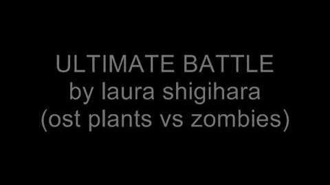 ULTIMATE BATTLE (ost. Plants vs Zombies) Rock Ver