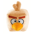 Orange Ice Bomb Angry Bird Plush