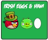 Irish Eggs and Ham