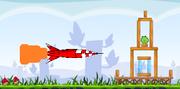 Rocket In Action